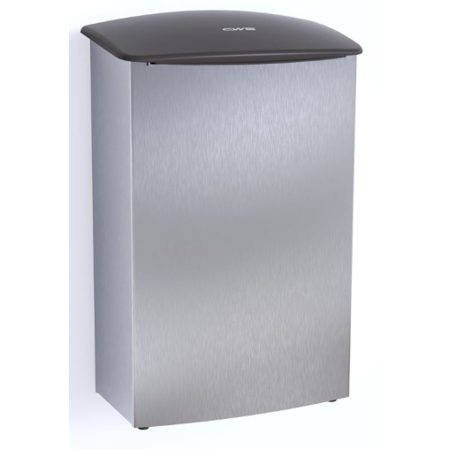 CWS Paradise Stainless Steel Ladycare Box Damenhygienebehälter