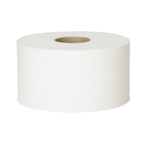 Tork Mini Jumbo Toilettenpapier T2 Advanced, 2-lagig, weiß