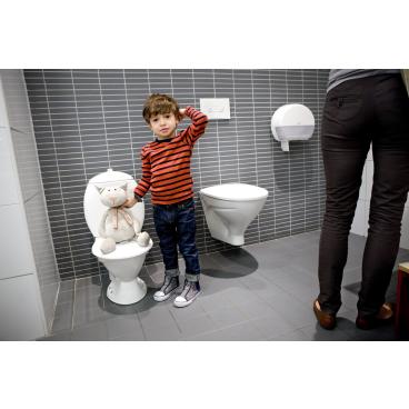 Tork Jumbo Toilettenpapierrolle T1 Universal, 1-lagig, weiß 1 Paket = 6 Rollen x 480 m = 2.880 m