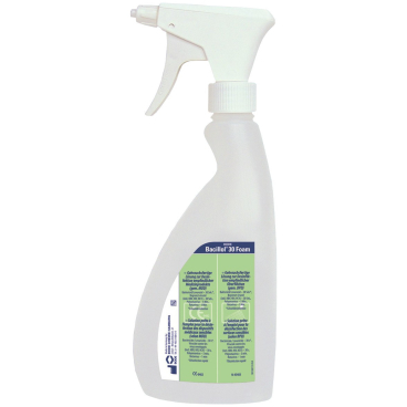 Bode Bacillol® 30 Foam Schnell-Desinfektionsmittel