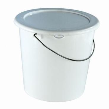 Bekaform Verpackungseimer 13 Liter nur Eimer natur (ohne Deckel)