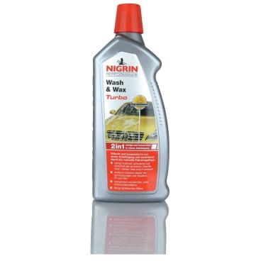 NIGRIN Performance Wash & Wax Turbo