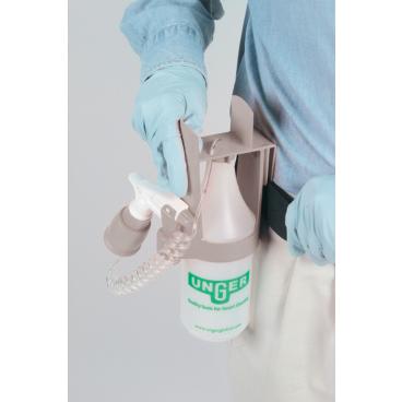 UNGER Sprayer on a Belt zur einfachen Befestigung am Gürtel