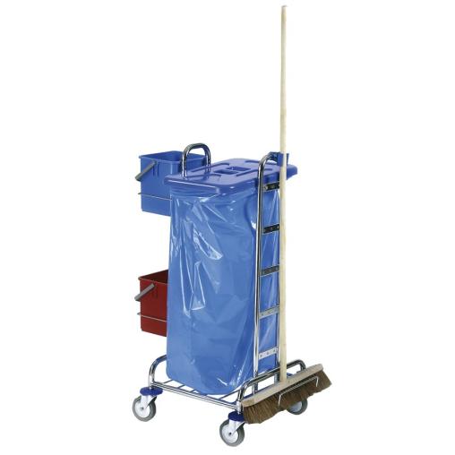 Floorstar Gerätewagen Putzwagen 1 SOLID