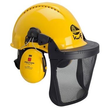 3M Kopfschutz-Kombination Forst