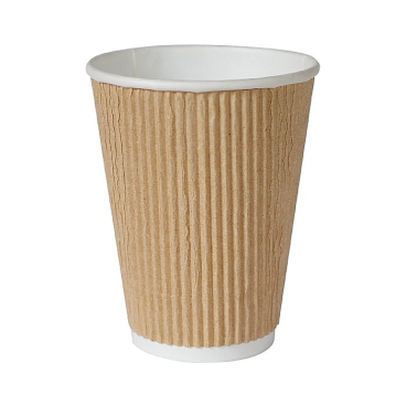 DUNI ecoecho Triple Wall Brown Coffee to GO-Becher