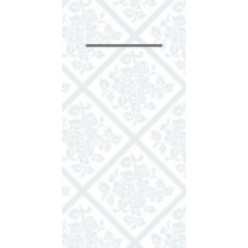 "Mank Pocket-Napkins Structure ""Damast"""