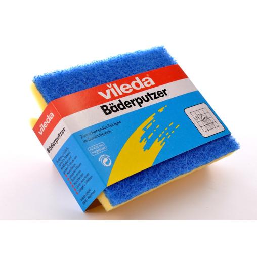 Vileda Bäderputzer Soft Reinigungsschwamm