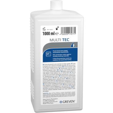 Peter Greven GREVEN® MULTI TEC Schutzcreme, parfümiert 1000 ml - Flasche