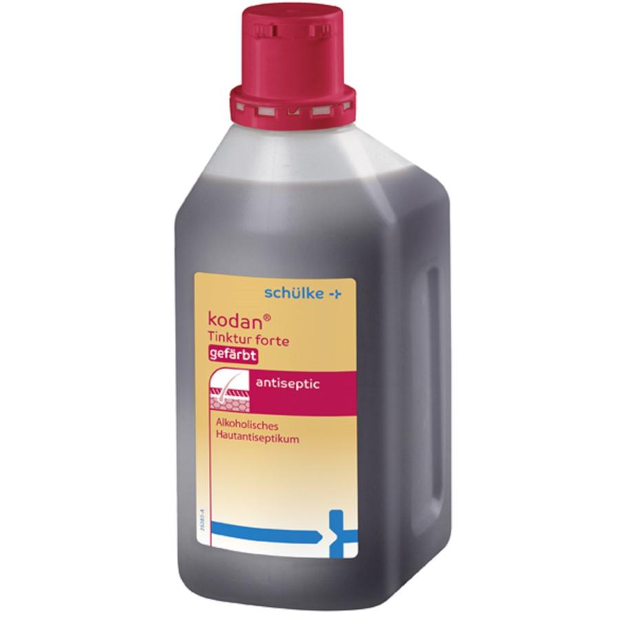 Gut Kodan Tinktur Forte 2000 Ml Desinfektionsmittel Hautantiseptikum Farblos 2 Liter Beauty & Gesundheit