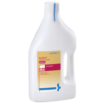 Schülke kodan® Tinktur forte Hautantiseptikum, gefärbt