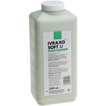 Peter Greven IVRAXO® SOFT U Handreiniger 2000 ml - Hartflasche