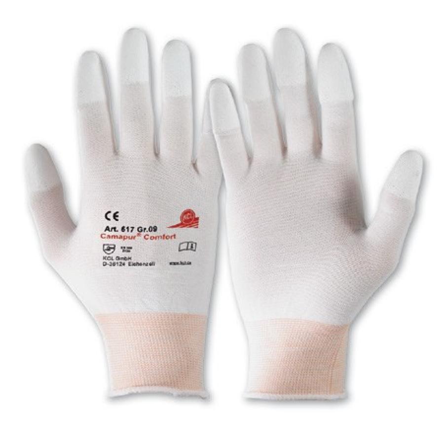 KCL Arbeitshandschuhe Schutzhandschuhe Camapur Comfort 619 je 10 Paar Größe 10