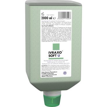 Peter Greven IVRAXO® SOFT U Handreiniger 2000 ml - Weichflasche