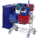 Produktbild: Floorstar Reinigungswagen RW 2 Top SOLID, verchromt