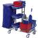 Produktbild: Floorstar Reinigungswagen RW 1 SOLID, verchromt