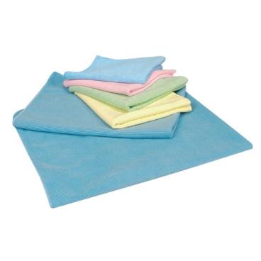 """Floorstar Microfasertuch """"Performance"""" Farbe: blau, Maße: 50 x 70 cm, ca. 111 g, Bodentuch"""