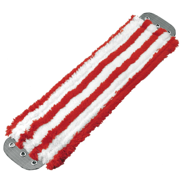UNGER SmartColor™ MicroMop 7.0 1 Packung = 5 Stück, Farbe: rot