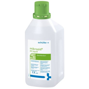 Schülke mikrozid® AF liquid Schnelldesinfektion 1000 ml - Flasche
