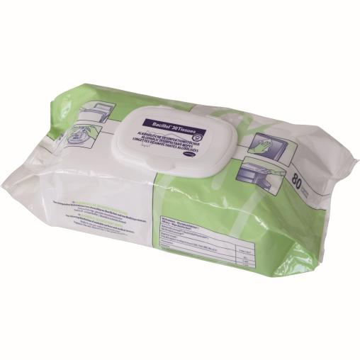 Bode Bacillol® 30 Tissues Desinfektionstücher
