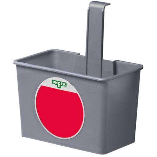UNGER SmartColor™ Seitenbehälter, Grau