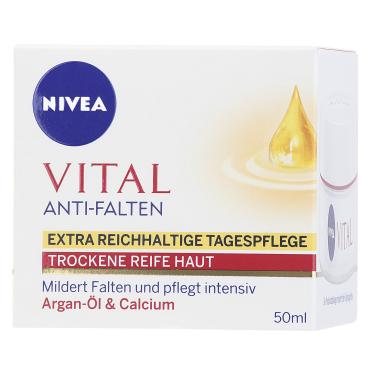 NIVEA Face Vital Extra Reichhaltige Tagespflege