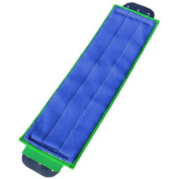 UNGER SmartColor™ DampMop, 40 cm 1 Packung = 5 Stück, grün