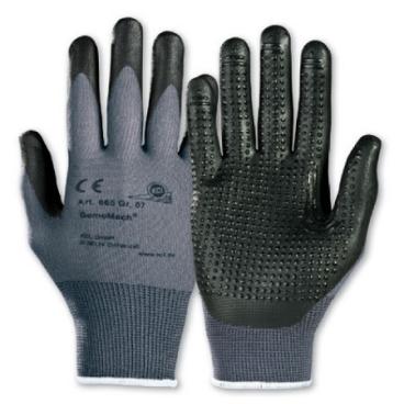 KCL Handschuh GemoMech® 665