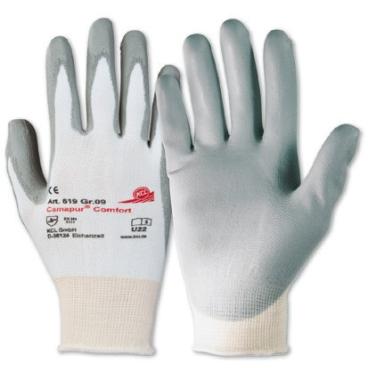 KCL Camapur® Comfort 619 Schutzhandschuhe
