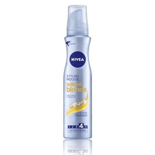 NIVEA® Styling Mousse
