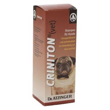 Dr. Atzinger CRINITON (vet) Hundeshampoo