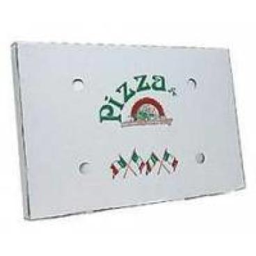 """Pizzakarton """"Cuboxal"""" 1 Packung = 50 Stück, Format: 40 x 60 x 5 cm"""