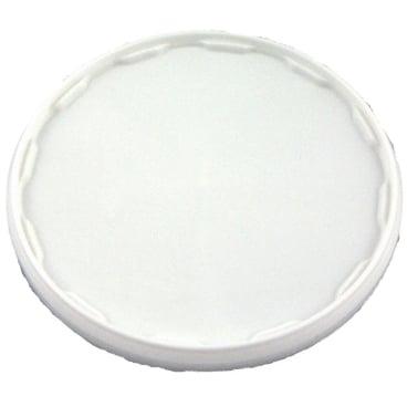 Kunststoffeimer lebensmittelecht nur Deckel für 10 l - Eimer, weiss (ohne Eimer)