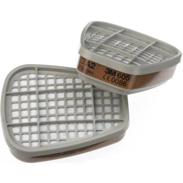 3M Gase-/Dämpfe-Filter A2 6055 1 Packung = 2 Stück