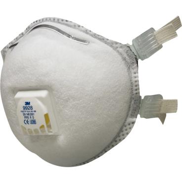 3M Spezialmaske Ozon 9928, FFP2 1 Packung = 10 Stück