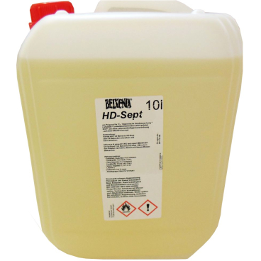Belvenia HD-Sept Reinigungslösung 10 l - Kanister