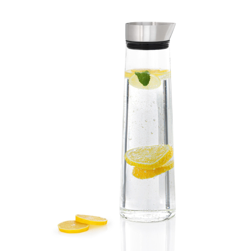 Blomus ACQUA Wasserkaraffe Glas