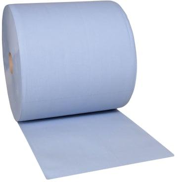 zetPutz Multiclean® Putztuchrolle, 3-lagig, blau