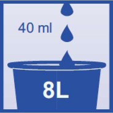 FALA Lamitop Bodenreiniger 1000 ml - Flasche