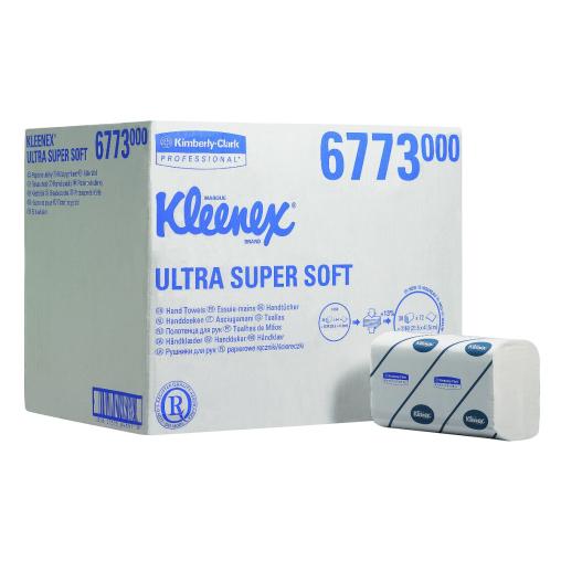 KLEENEX® Ultra Super-Soft Handtücher - Groß