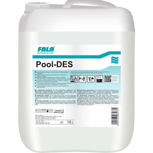 FALA Pool-DES Sanitärreiniger