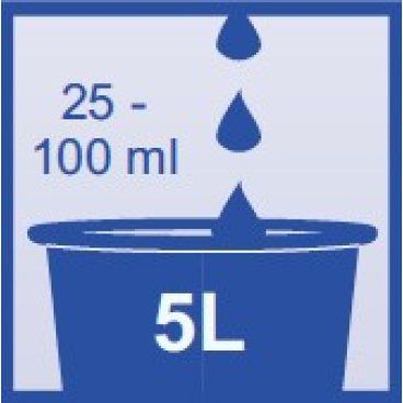 FALA Ofan plus Sanitärreiniger 1000 ml - Flasche