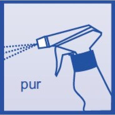 FALA Fona Speed Sanitärreiniger 500 ml - Sprühflasche