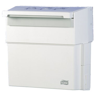 Tork Abfallbehälter Press-Box Fassungsvermögen: 13 l