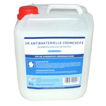 DR antibakterielle Cremeseife