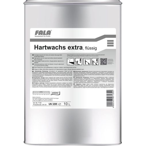 FALA Hartwachs Extra
