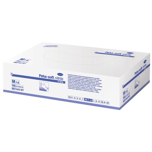 Peha-soft® nitrile fino Untersuchungshandschuhe