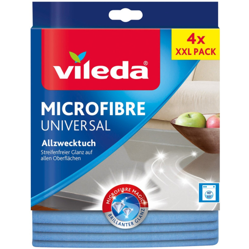 Vileda Geruchsstop Microfaser Allzwecktuch