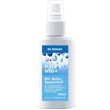 Dr. Schutz® Fleck & Weg + Fleckentferner 100 ml - Flasche