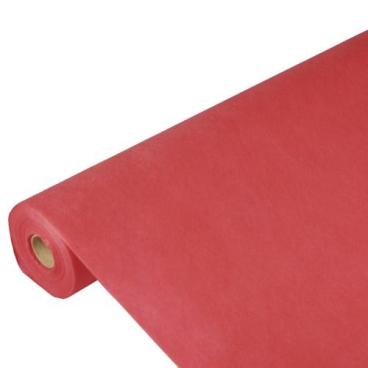 Papstar Soft Selection Tischdecke, rot